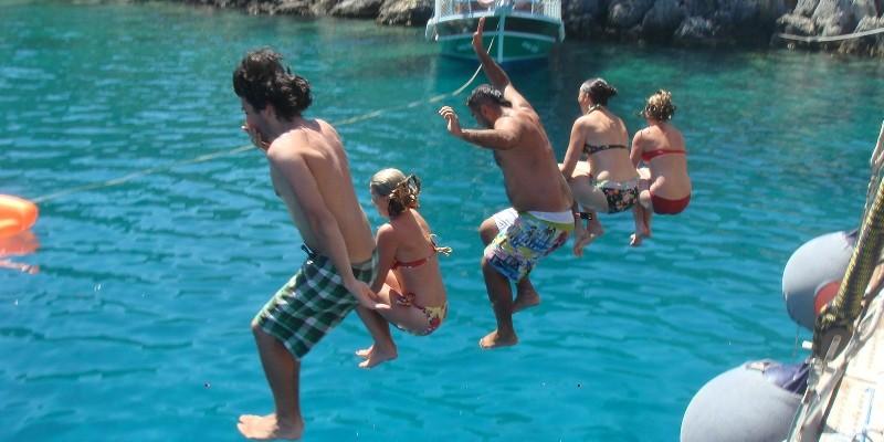 zonnigzeilen blue cruise zeilen turkije zeilvakantie griekenland  (20)