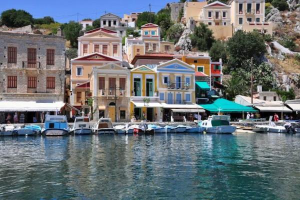 Zeilvakantie blue cruise Turkije Griekenland Symi (1)