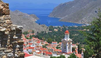 Zeilvakantie blue cruise Turkije Griekenland Symi (10)