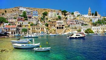 Zeilvakantie blue cruise Turkije Griekenland Symi (3)