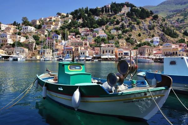 Zeilvakantie blue cruise Turkije Griekenland Symi (9)