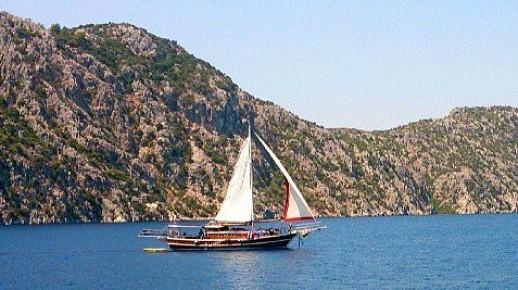 kaptan Mustafa zeilvakantie blue cruise Turkije Griekenland (1)