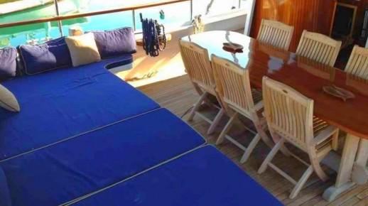 kaptan Mustafa zeilvakantie blue cruise Turkije Griekenland (12)