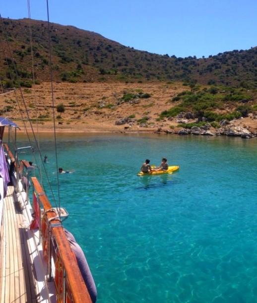 kaptan Mustafa zeilvakantie blue cruise Turkije Griekenland (2)
