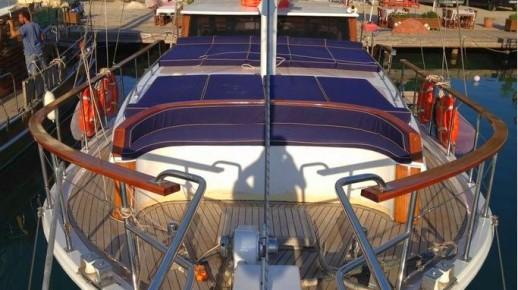 kaptan Mustafa zeilvakantie blue cruise Turkije Griekenland (6)