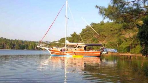 kaptan Mustafa zeilvakantie blue cruise Turkije Griekenland (7)