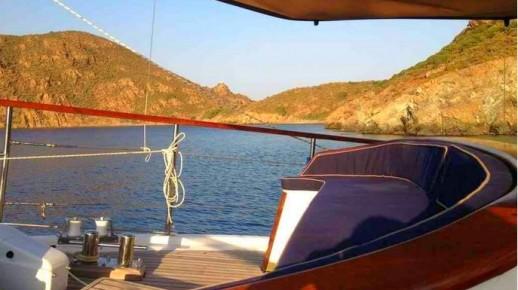 kaptan Mustafa zeilvakantie blue cruise Turkije Griekenland (8)