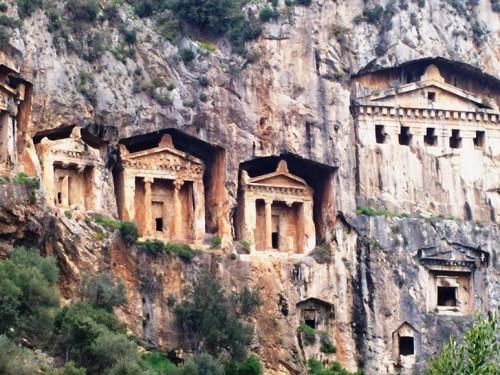 zeilvakantie zeilen blue cruise Turkije Griekenland Dalyan (6)