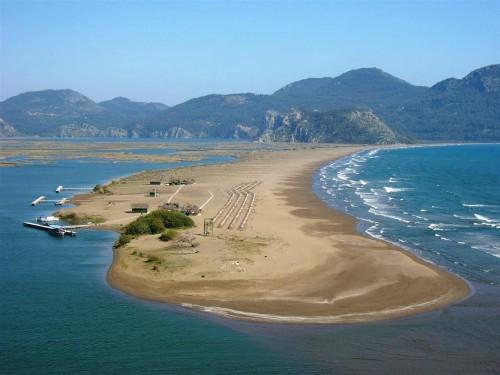 zeilvakantie zeilen blue cruise Turkije Griekenland Dalyan (7)