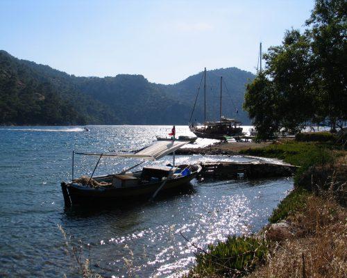 zeilvakantie zeilen blue cruise Turkije Griekenland (103)