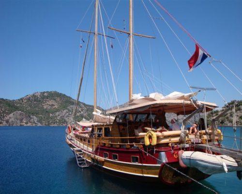 zeilvakantie zeilen blue cruise Turkije Griekenland (119)