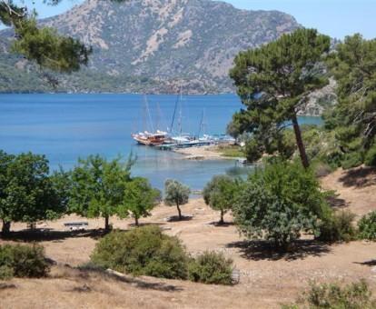 zeilvakantie zeilen blue cruise Turkije Griekenland (120)