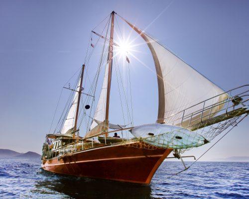 zeilvakantie zeilen blue cruise Turkije Griekenland (121)