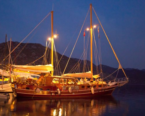 zeilvakantie zeilen blue cruise Turkije Griekenland (150)