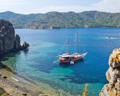 zeilvakantie zeilen blue cruise Turkije Griekenland (155)