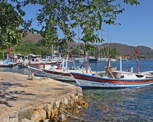 zeilvakantie zeilen blue cruise Turkije Griekenland (156)