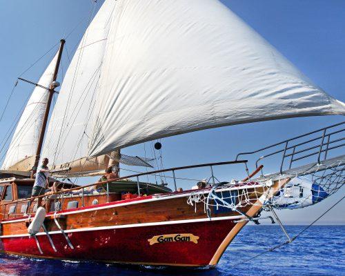 zeilvakantie zeilen blue cruise Turkije Griekenland (176)