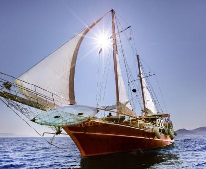 zeilvakantie zeilen blue cruise Turkije Griekenland (183)