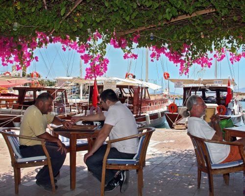 zeilvakantie zeilen blue cruise Turkije Griekenland (185)