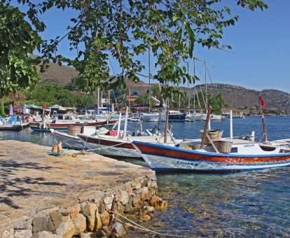 zeilvakantie zeilen blue cruise Turkije Griekenland (20)