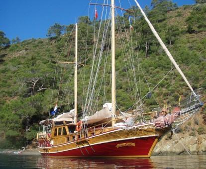zeilvakantie zeilen blue cruise Turkije Griekenland (207)