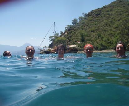 zeilvakantie zeilen blue cruise Turkije Griekenland (210)