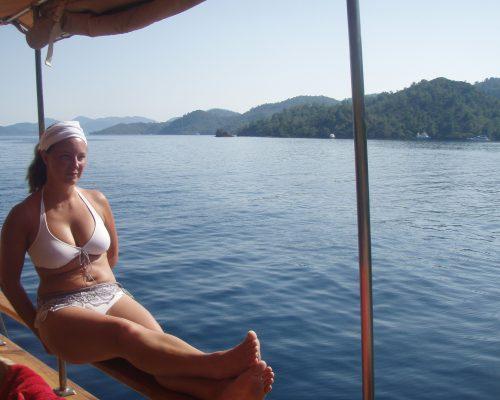 zeilvakantie zeilen blue cruise Turkije Griekenland (217)