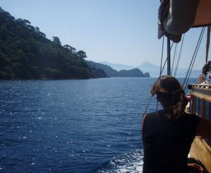 zeilvakantie zeilen blue cruise Turkije Griekenland (218)