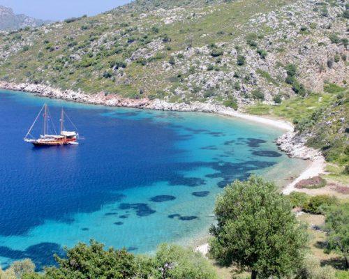 zeilvakantie zeilen blue cruise Turkije Griekenland (227)