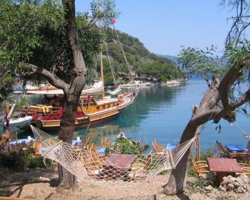 zeilvakantie zeilen blue cruise Turkije Griekenland (231)
