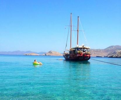 zeilvakantie zeilen blue cruise Turkije Griekenland (232)