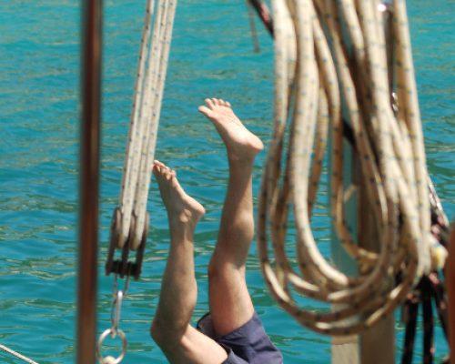 zeilvakantie zeilen blue cruise Turkije Griekenland (245)