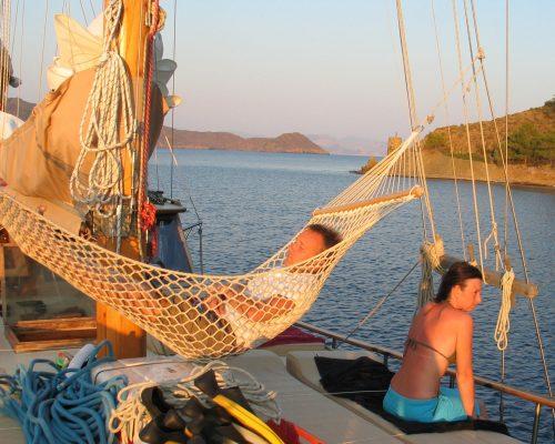 zeilvakantie zeilen blue cruise Turkije Griekenland (260)