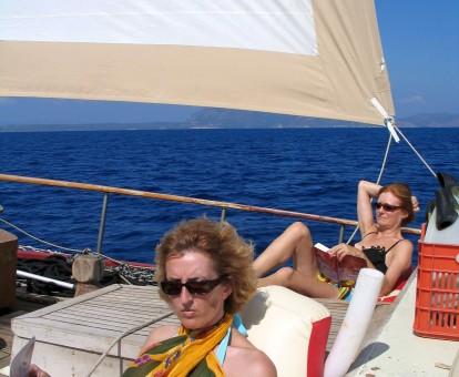 zeilvakantie zeilen blue cruise Turkije Griekenland (273)