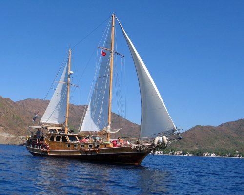 zeilvakantie zeilen blue cruise Turkije Griekenland (275)