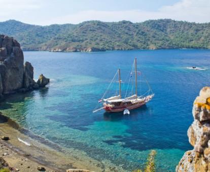 zeilvakantie zeilen blue cruise Turkije Griekenland (277)