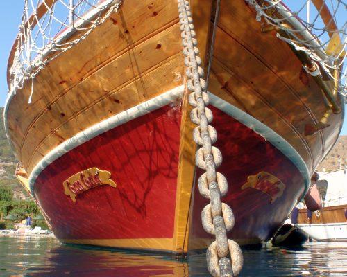 zeilvakantie zeilen blue cruise Turkije Griekenland (295)