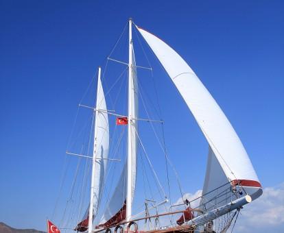 zeilvakantie zeilen blue cruise Turkije Griekenland (298)