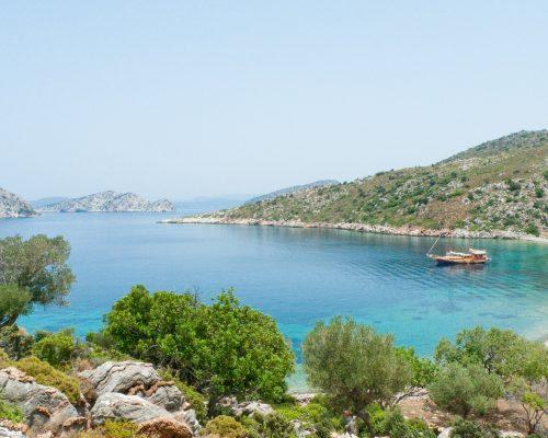 zeilvakantie zeilen blue cruise Turkije Griekenland (301)