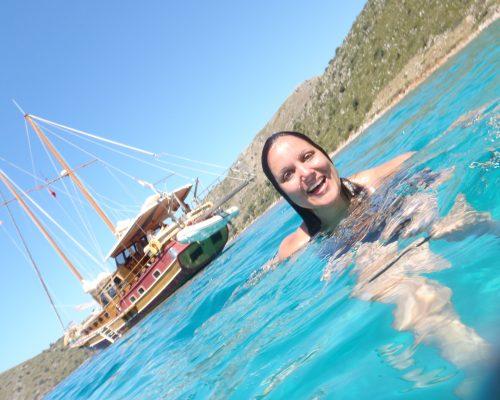 zeilvakantie zeilen blue cruise Turkije Griekenland (303)