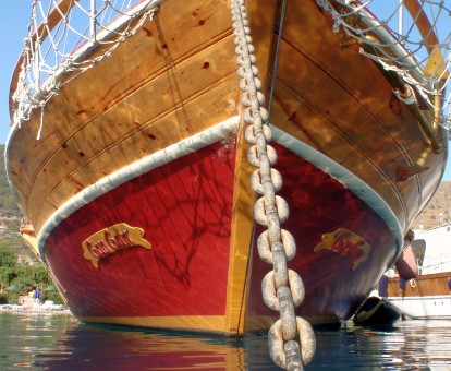 zeilvakantie zeilen blue cruise Turkije Griekenland (313)
