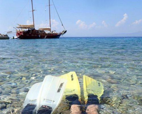 zeilvakantie zeilen blue cruise Turkije Griekenland (314)