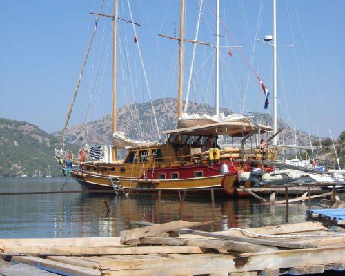 zeilvakantie zeilen blue cruise Turkije Griekenland (316)
