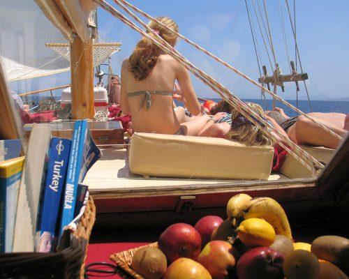 zeilvakantie zeilen blue cruise Turkije Griekenland (39)