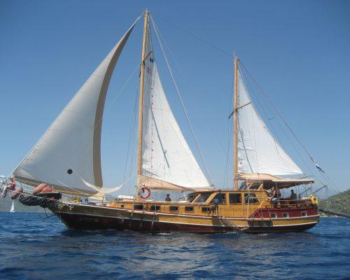 zeilvakantie zeilen blue cruise Turkije Griekenland (40)