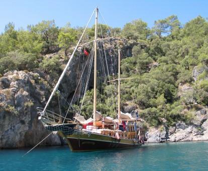 zeilvakantie zeilen blue cruise Turkije Griekenland (76)