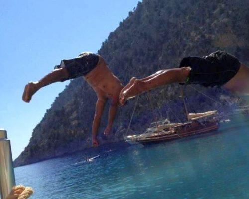 zeilvakantie zeilen blue cruise Turkije Griekenland (80)