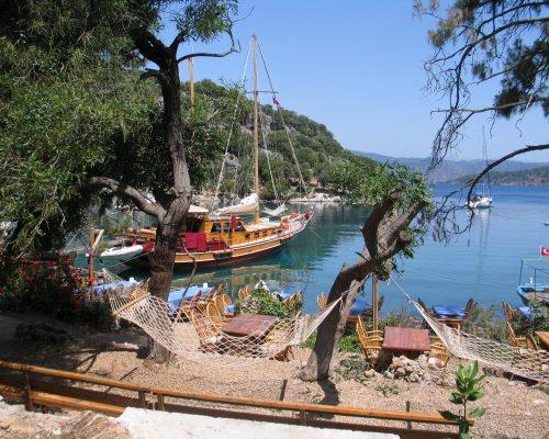 zeilvakantie zeilen blue cruise Turkije Griekenland (89)