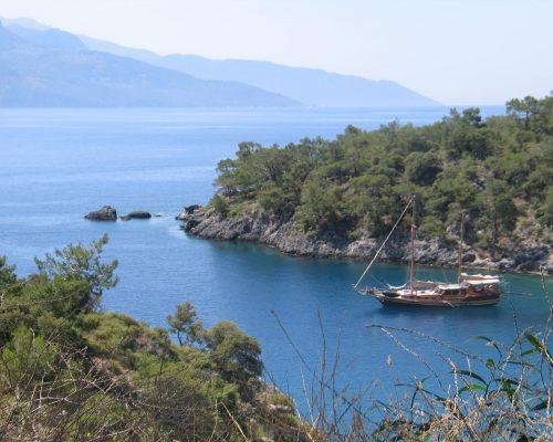 zeilvakantie zeilen blue cruise Turkije Griekenland (93)
