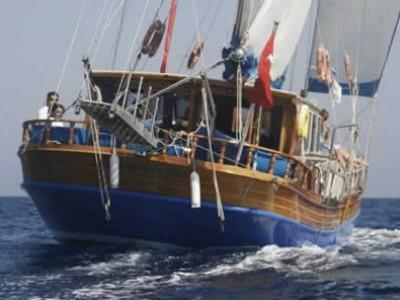 zonnigzeilen zeilvakantie zeilen blue cruise griekenland turkije (13)
